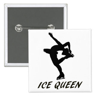 Ice Queen Pinback Buttons