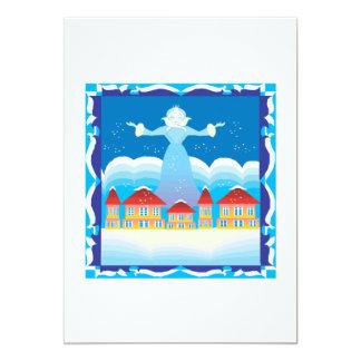 Ice Queen Card