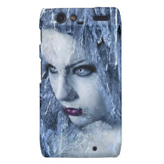 ice queen droid RAZR cover