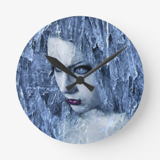 ice queen wall clocks