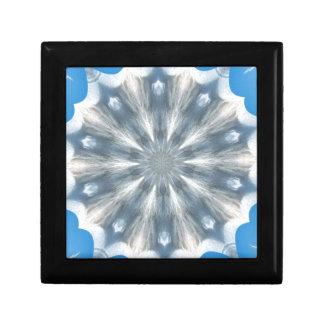 Ice Queen Kaleidoscope Jewelry Box