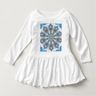 Ice Queen Kaleidoscope Infant Dress