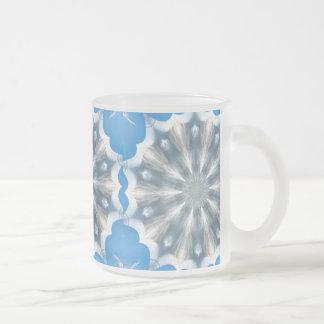 Ice Queen Kaleidoscope Coffee Mug