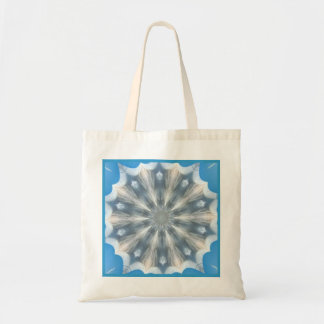 Ice Queen Kaleidoscope Party Favor Gift Budget Tote Bag