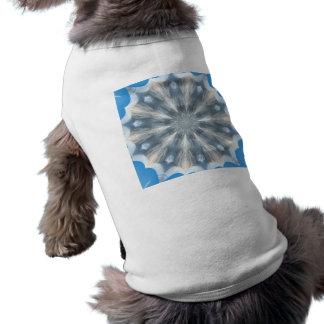 Ice Queen Kaleidoscope Sleeveless Dog Shirt