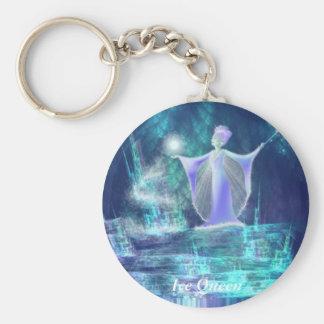 Ice Queen Keychain