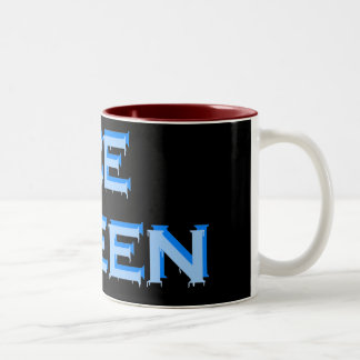 ICE QUEEN COFFEE MUGS