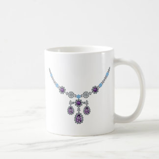 Ice Queen Necklace Mug