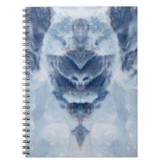 Ice Queen Note Book