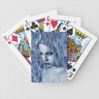 ice queen card deck
