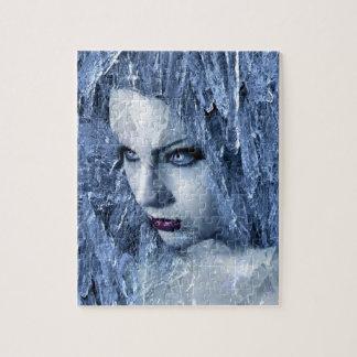 ice queen puzzle