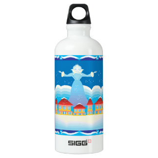 Ice Queen SIGG Traveller 0.6L Water Bottle