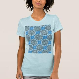 Ice Queen Snowflakes Kaleidoscope T-Shirt