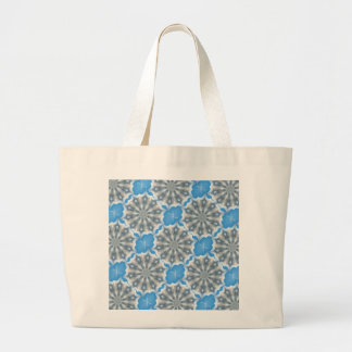 Ice Queen Snowflakes Kaleidoscope Bag