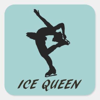 Ice Queen Square Sticker