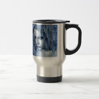 ice queen stainless steel travel mug