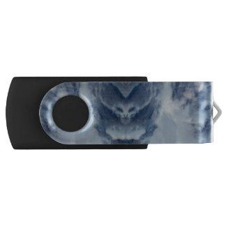 Ice Queen Swivel USB 2.0 Flash Drive