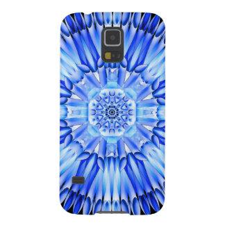 Ice Shards Mandala Galaxy S5 Covers