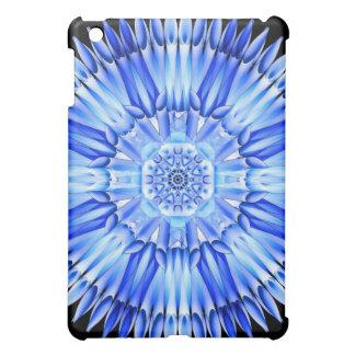 Ice Shards Mandala iPad Mini Cases