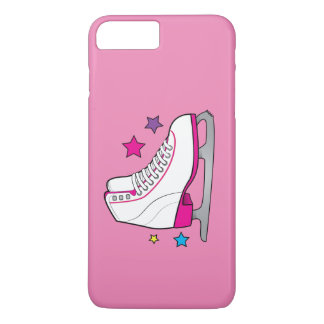 Ice Skate in Pink iPhone 7 Plus Case