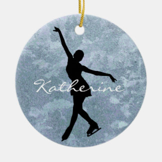 Ice Skater Figure Skater Ornament