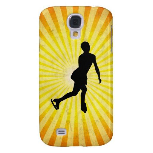 Ice Skater; yellow HTC Vivid Cases