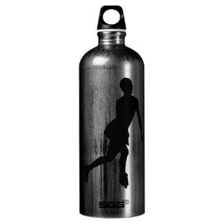 Ice Skater; yellow SIGG Traveller 1.0L Water Bottle