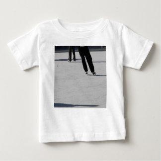 Ice Skating Baby T-Shirt