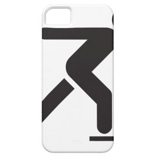 Ice Skating Barely There iPhone 5 Case