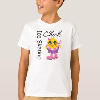 Ice Skating Chick T Shirts