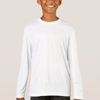 Ice Skating Excellence Boys' Dri-Fit Long Sleeve T-Shirt