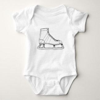 Ice Skating Figure skating Baby Bodysuit