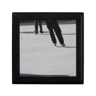 Ice Skating Gift Box