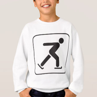 Ice Skating Sweatshirt