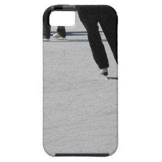 Ice Skating Tough iPhone 5 Case