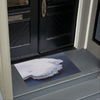 Ice, snow and moving water doormat