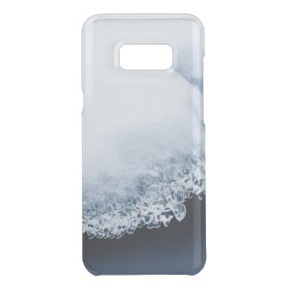 Ice, snow and moving water uncommon samsung galaxy s8 plus case