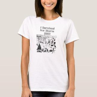Ice Storm 2013 T-Shirt