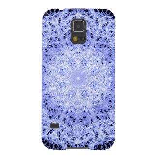 Ice Swirls Mandala Galaxy S5 Cover