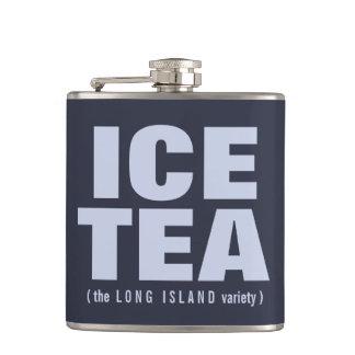 ICE TEA custom flask