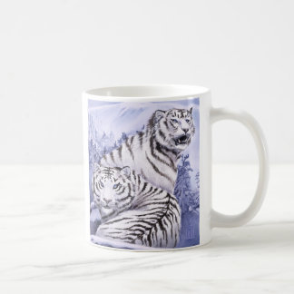 Ice Tigers Coffee Mug