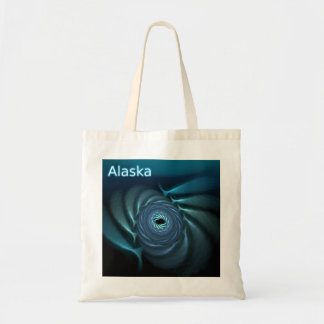 Ice Whales Budget Tote Bag