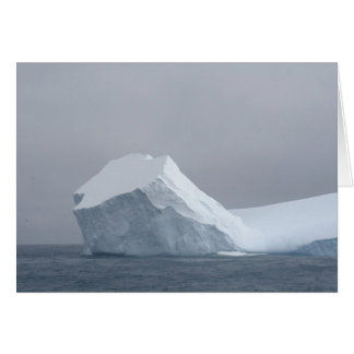 Iceberg, Drake Passage card