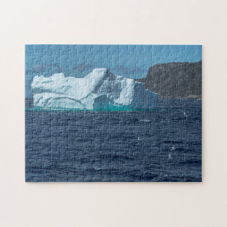 Iceberg in Conception Bay Jigsaw Puzzle