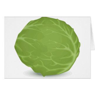 Iceberg Lettuce Card