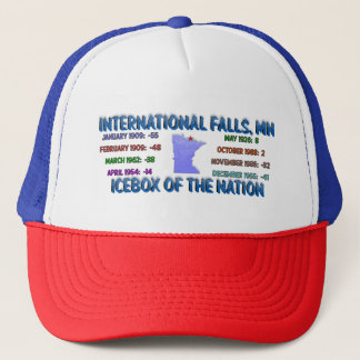 Icebox of the Nation Trucker Hat