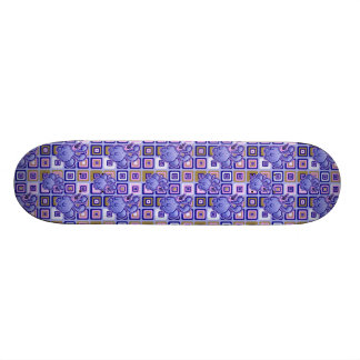 Icecream Bunny Pattern Skate Decks