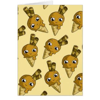Icecream Card