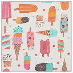 Icecream Fun | Summer | Fabric