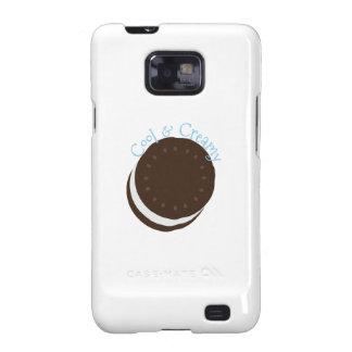 icecream sandwich_Cool & Creamy Samsung Galaxy S2 Case